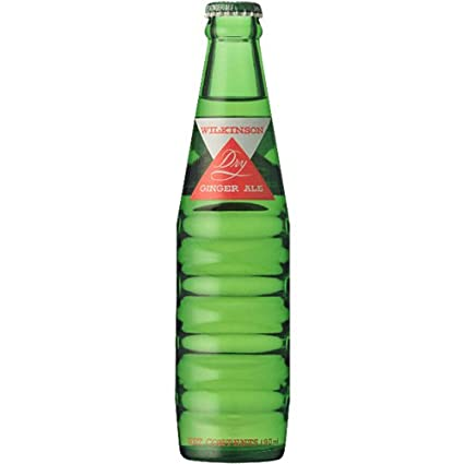 アサヒ ウィルキンソン ドライジンジャエール リターナブル瓶 190ml×24本