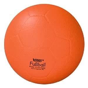 Volley - Balón de fútbol de espuma naranja naranja: Amazon.es ...