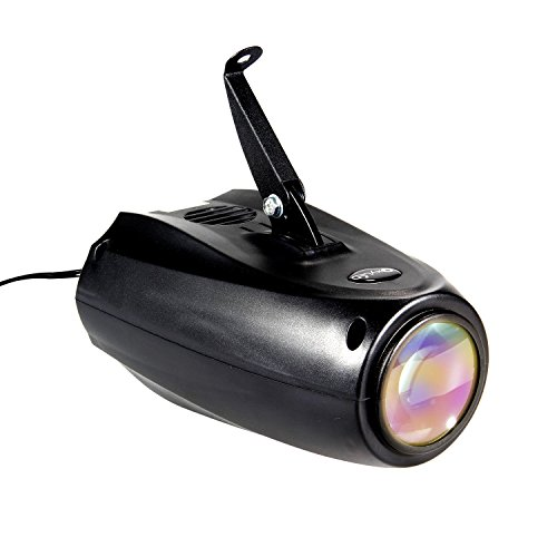 Pattern Stage Light, Oxyled 64 LEDs Auto & Voice-Activated Projector Light, PL104 RGBW Magic Pattern Stage Light For DJ Party/ Disco/Wedding/ Club/Pub/Bar