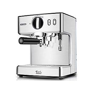 LT caffè, per Il pompaggio delle Famiglie Espresso Macchina Semi-Automatica ad Alta Pressione Macchina da caffè…