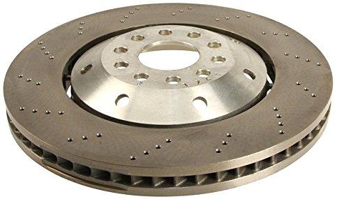 Zimmermann Brake Disc Cross Drilled