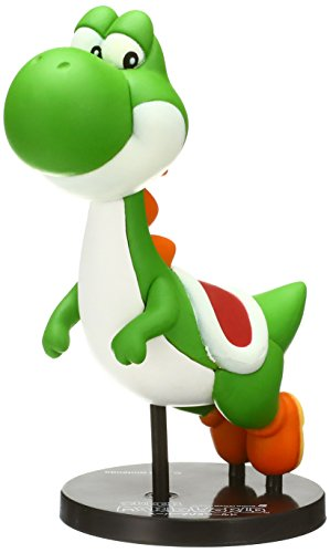 Medicom Nintendo Super Mario Bros. Ultra Detail Figure Series 2: Super Mario World Yoshi UDF Action Figure