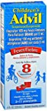 Advil Children's Fever Reducer/Pain Reliever, 100 mg Ibuprofen, Fruit flavor, Oral Suspension, 4 fl. oz. Bottle, pack of 6