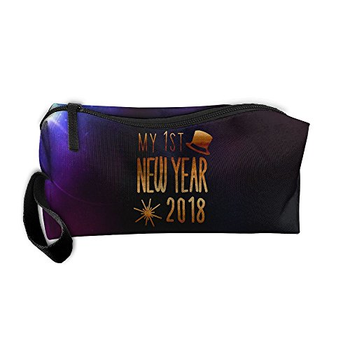 My Ist New Years Eve Travel Toiletry Bag Buggy Bag Organizers