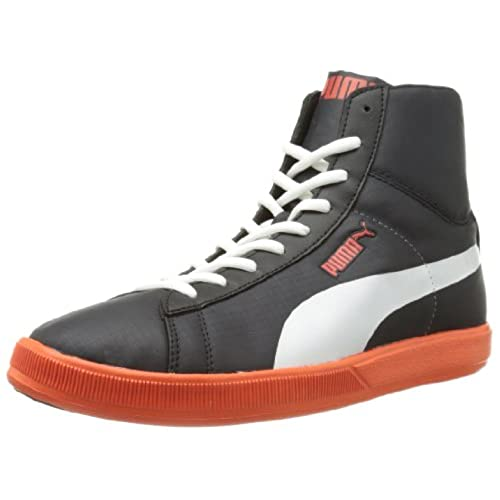 Puma Archive Lite Mid Ripstop Mens sneakers Shoes Black