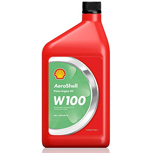 AeroShell W100 Ashless Dispersant Oil - 1 (Ashless Oil)