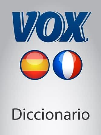 Diccionario Esencial Español-Francés VOX (VOX dictionaries) eBook ...