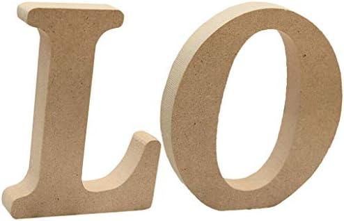 COMFORT INNOVATION Wooden Alphabet Craft Letter Plaque Wall Hanging Nursery Decor OL / COMFORT INNOVATION Wooden Alphabet Craft Letter Plaque Wall Hanging Nursery Decor OL