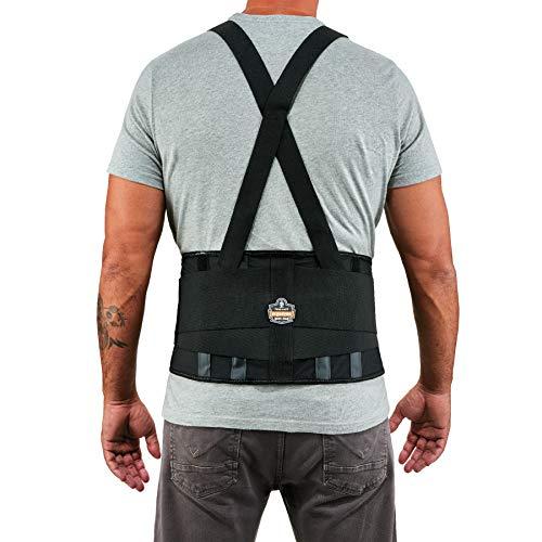 Ergodyne ProFlex 1400UN Back Support Belt, 8.75
