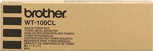 Brother WT-100CL Waste Toner Pack for HL-4040CN, HL-4070CDW Series - Retail Packaging