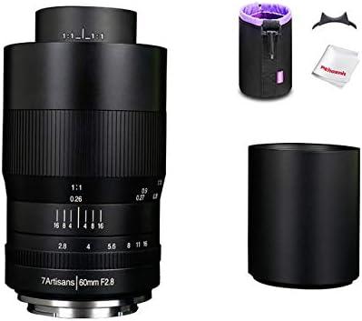 7artisans 60 Mm F2 8 Aps C Makroobjektiv Manueller Kamera
