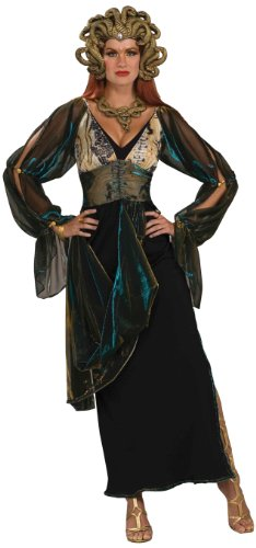 (Forum Novelties Women's Medusa Greek Goddess Costume, Multicolor,)