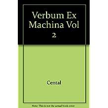Verbum ex machina (TALN vol. 2): Actes de la 13e conférence sur le traitement automatique des langues naturelles