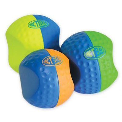 (Impact Ball Golf Swing Trainer Pro Bundle (Large, Medium & Small))