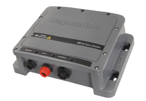 Cp100 Series (Raymarine CP100 Sonar Module for a, c, e, and gS series Multi-Function Displays)