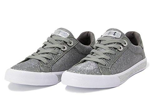Damen Sneaker FLMEG1 Guess FAM12 meggie Schuhe aAxqAX56