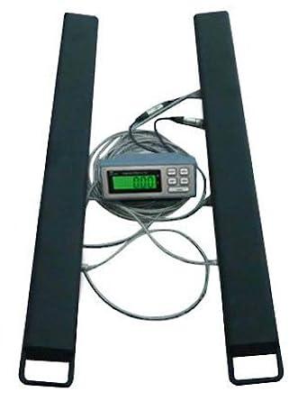 WB-5000 -- 5000 KG x 1 KG parejas de barras pesadoras robustas y versátiles, ganado, jaulas de animales, industria pesada: Amazon.es: Industria, ...