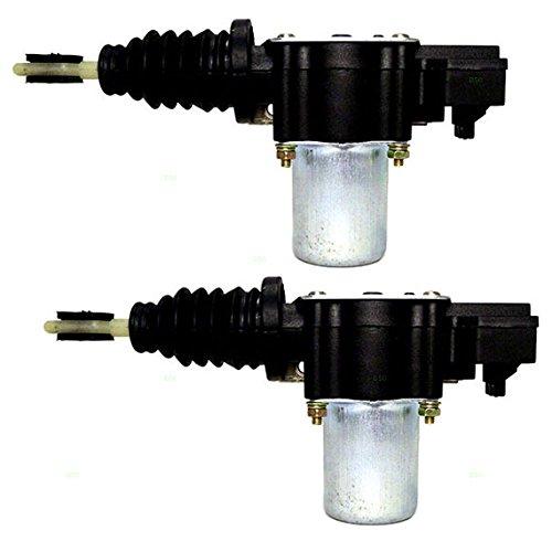Pair of Door Lock Actuators Replacement for Chevrolet Buick Cadillac GMC Pickup Truck SUV Van 22062740