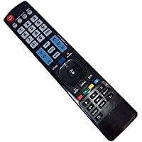 Replaced Remote Control Compatible for LG 32LF580B-UB 50LF5800-UB 50LF6100-UB 55LF6090-UB 60LF6090-UB LED TV