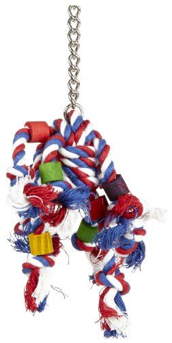 Sweet Feet and Beak Cotton Picken Ball, Small, My Pet Supplies