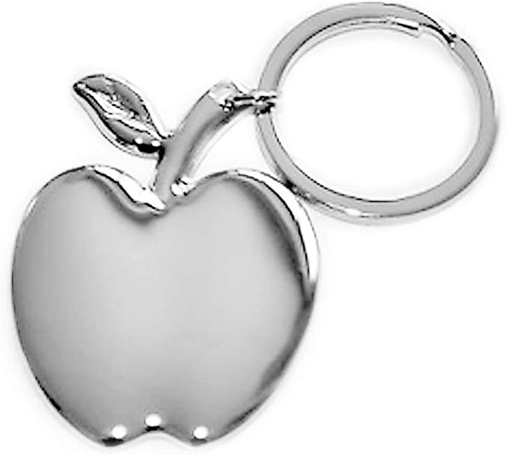 Teacher Appreciation Gift - Durable Apple Keychain - Premium Teachers Keychain