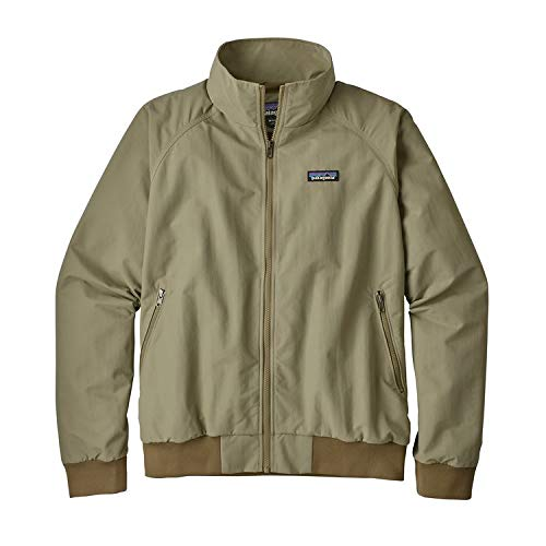- Patagonia Men's Baggies Water-resistant Jacket Shale Size Medium