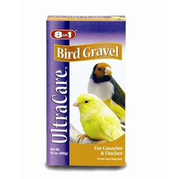 41Voa3ix8CL - Ultracare Bird Gravel-For Medium And Large Birds by Eight in one