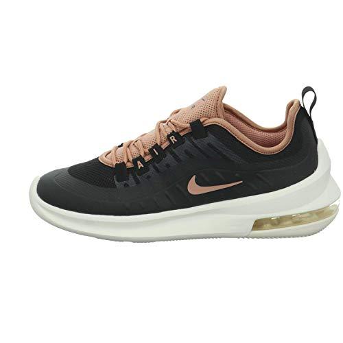 - Nike Women's Air Max Axis Running Shoe Black/Rose Gold/Sail Size 10 M US