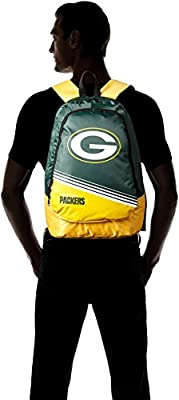 Green Bay Packers 2015 Stripe Core Backpack