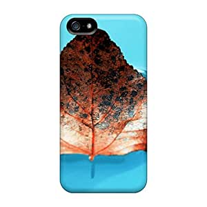 Iphone Case - Tpu Case Protective For Iphone 5/5s- Floating Leaf