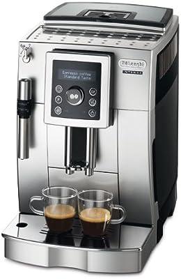 DeLonghi ECAM 23.420.SW Máquina espresso 1.8L Negro, Plata ...
