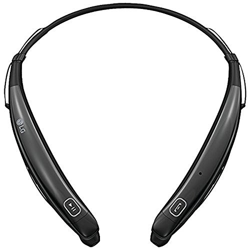 Click to buy LG 12955VRP TONE PRO(TM) HBS-770 Stereo Headset (Black) - From only $14.99