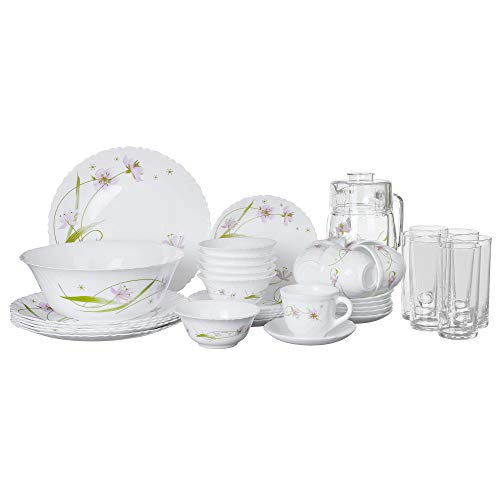 Luminarc Dinnerware Set Arcopal Selma 39-Piece for 6 Persons