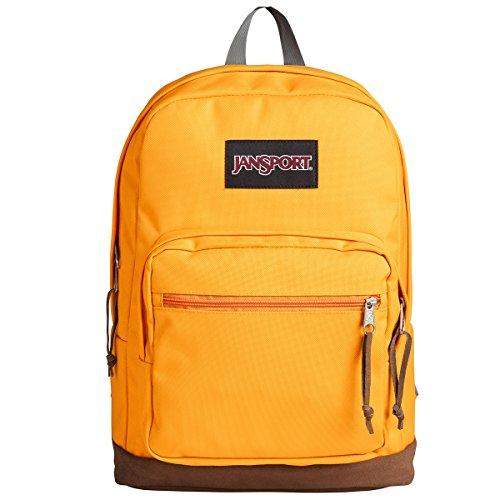 JanSport Right Pack Backpack - (Orange Gold)