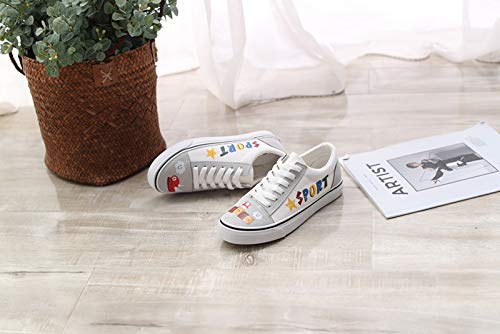 8068 Cool Soft Sneakers PU Injection Shoes Footwear for 25-27cm Feet