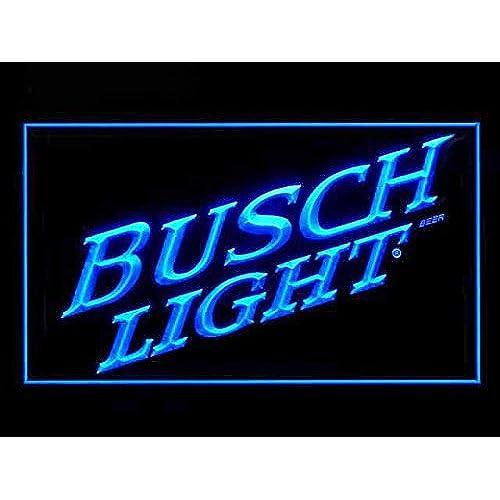 Vintage bar signs with lights amazon busch lite beer vintage bar led light sign aloadofball Image collections