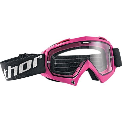 Thor Motocross Enemy Goggles - One size fits (Thor Mx Goggles)