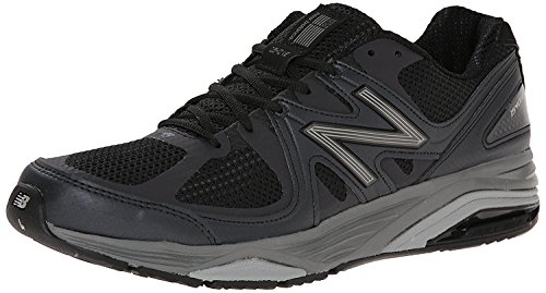 New Balance Mens M1540V2 Running Shoe, Negro, 42.5 EU/8.5 UK