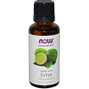 NOW Foods Essential Oils Lime -- 1 fl oz