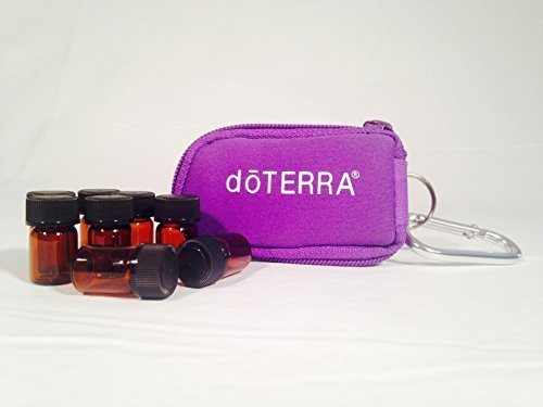 doTerra Keychain - Purple