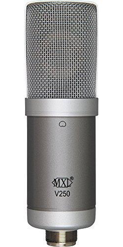 - MXL V250 Condenser Microphone