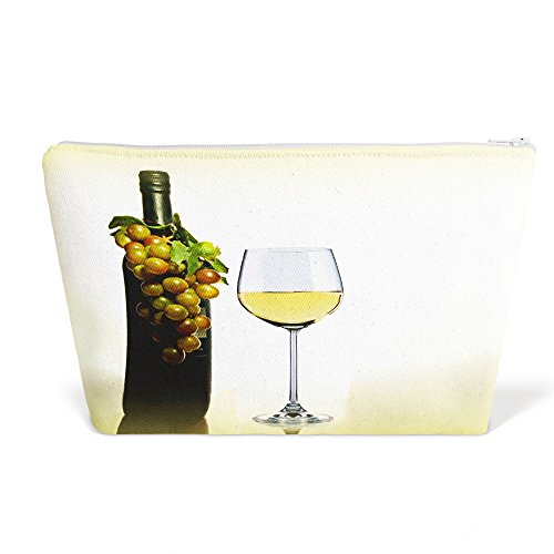 Westlake Art - Drink Wine - Pen Pencil Marker Accessory Case - Picture Photography Office School Pouch Holder Storage Organizer - 125x85 inch (22D4D)