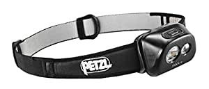 Petzl Tikka + Black Headlamp