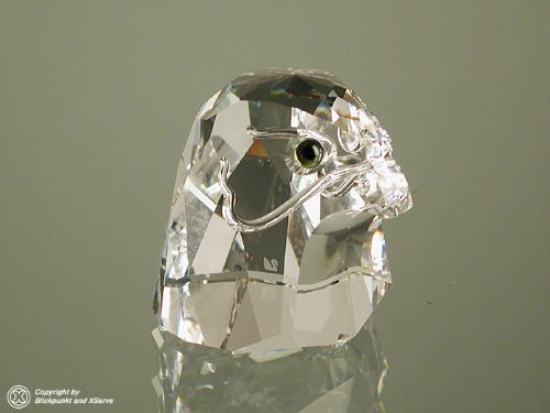 Swarovski Crystal Eagle
