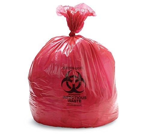 Vakly Biohazard Waste Disposable Bag 24