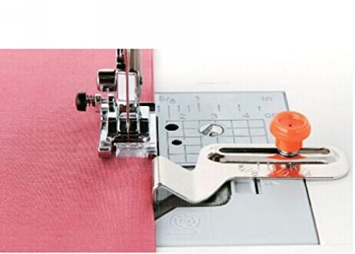 HONEYSEW SEAM GUIDE SA538 TO FIT BROTHER SEWING MACHINES SG1 XC8483052 [Office Product] (Innovis Sewing Machine)