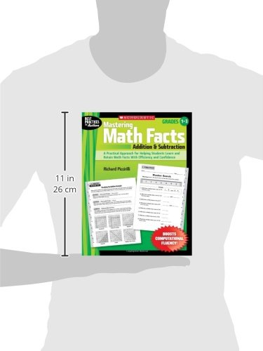Amazon.com: Mastering Math Facts: Addition & Subtraction: A ...