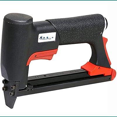 1 pistola + 21000 grapas serie 380//16 grapas de 6 a 16 mm. Pistola de grapas neum/ática para tapicer/ía y bricolaje