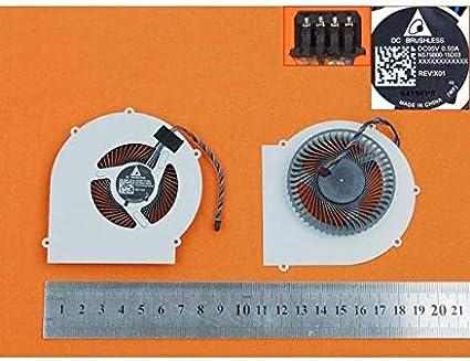 Portatilmovil Ventilador para PORTÁTIL HP PROBOOK 650 G2 630 G3 NS75B00-15D03 840734-001: Amazon.es: Electrónica