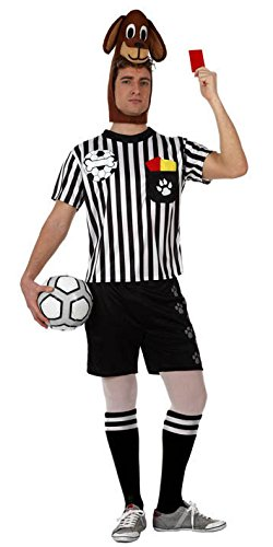 Atosa 10527 – Dog Referee Costume – Home – Size 2
